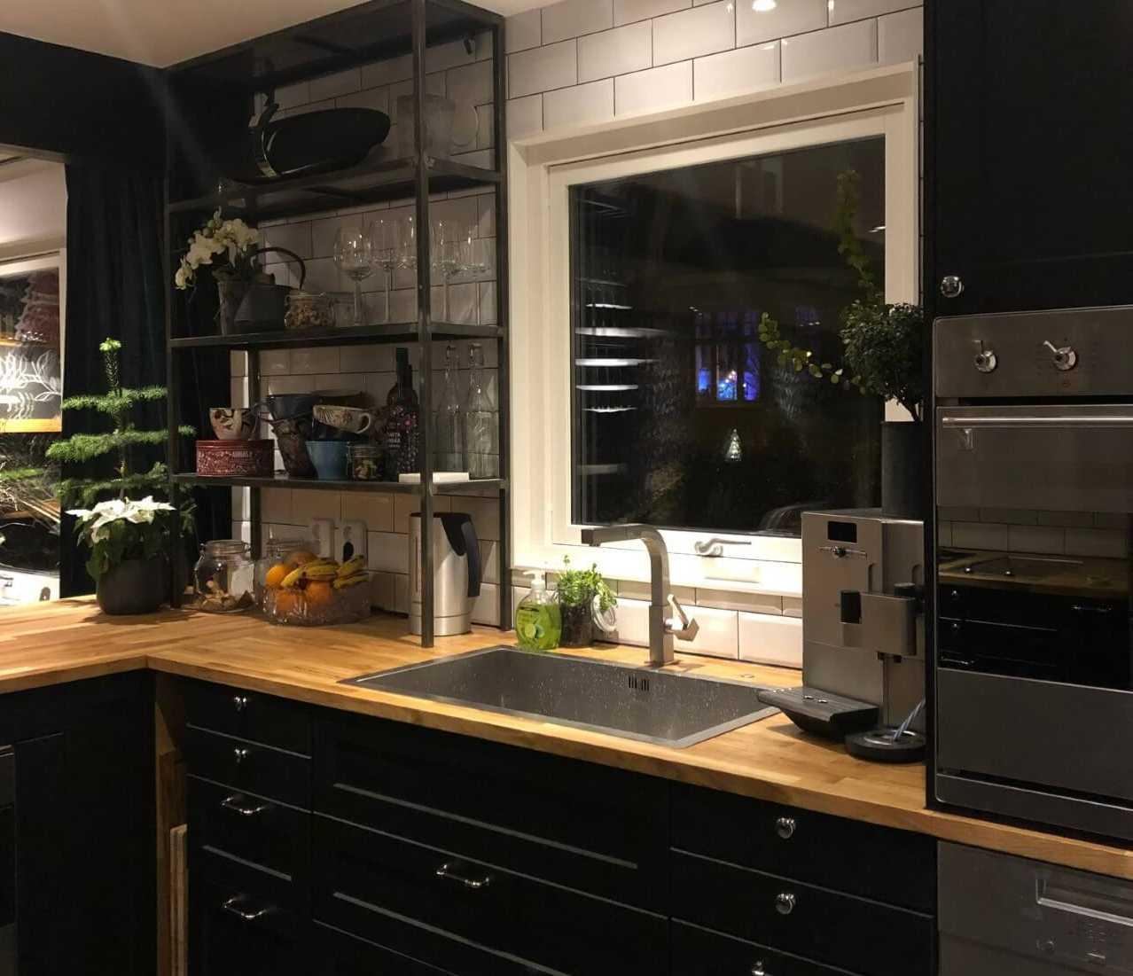 Full Equipment Kitchen